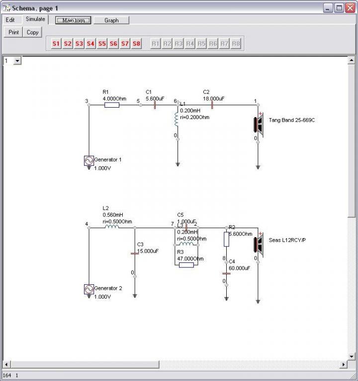 xover_iv_ordine_acustico_2500hz_schema